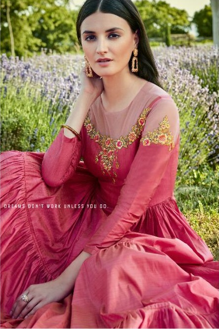 Arihant Nx New Fiza Beautiful Gown At Wholesale Price