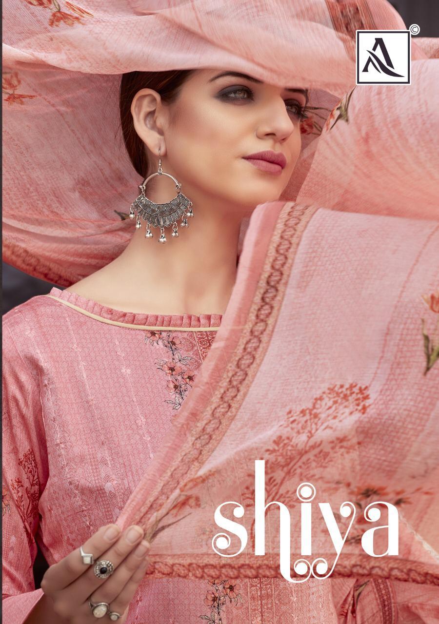 Alok Suit Present New Shiya Incredible Printed Collection