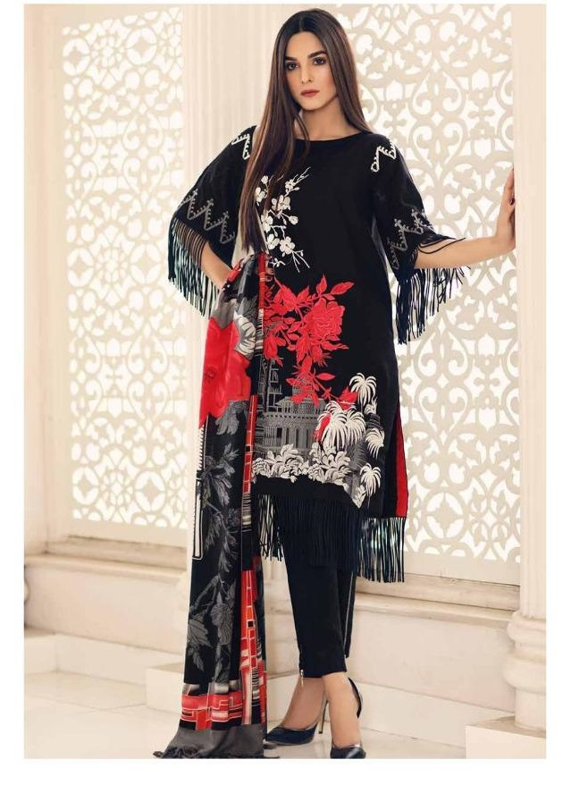 Deepsy New Elan 11 Pakistani Style Salwar Suit Catalog Collection