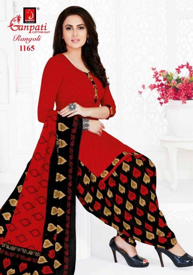 Rangoli Vol 11 Pure Cotton Dress Material Catalog Collection