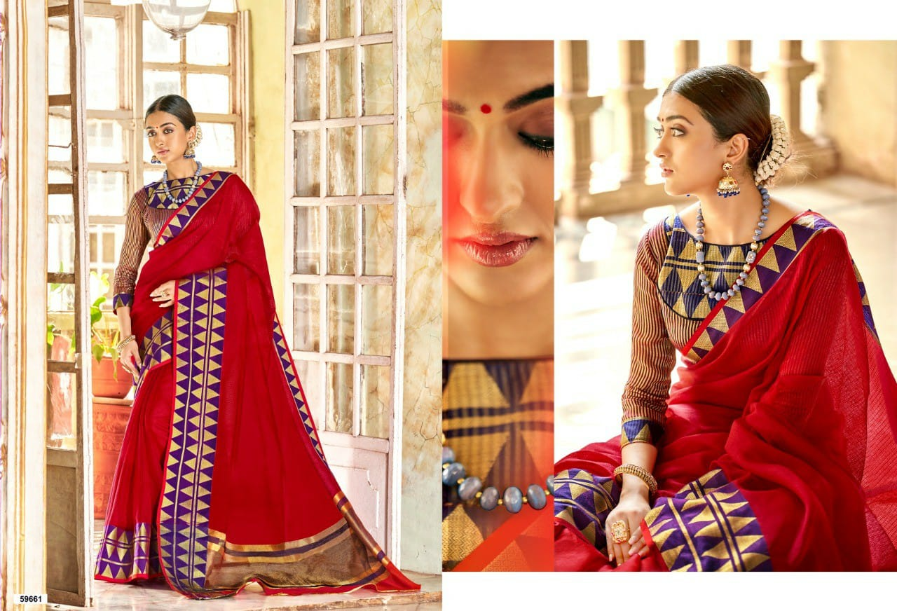 PF18  Kalash   Kota Silk Festive Wear Saree Catalog at Wholesale rate