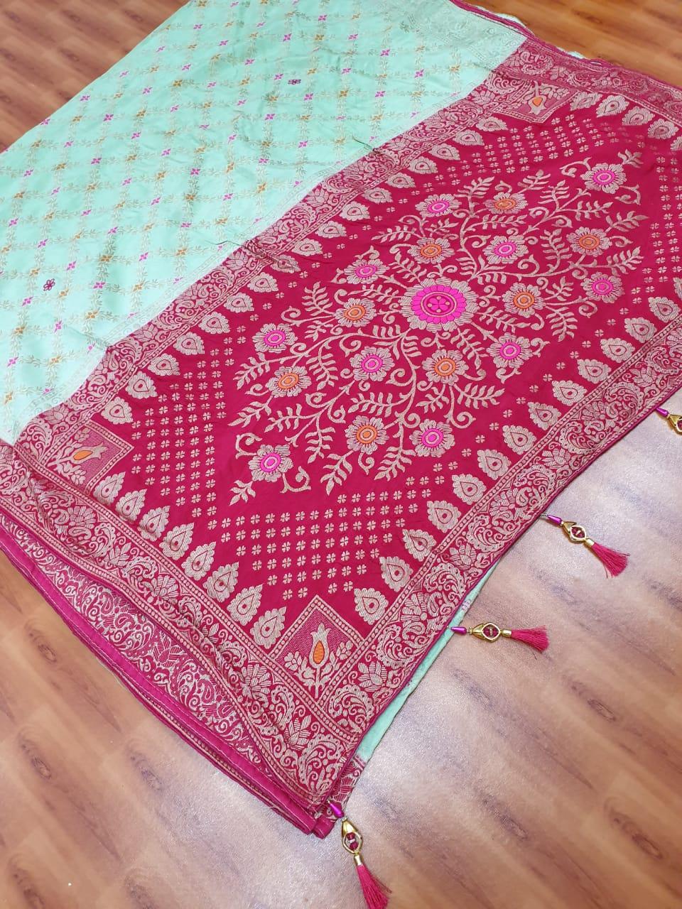 Thankar Dola Silk Festive Wear Saree Catalog at Wholesale rate