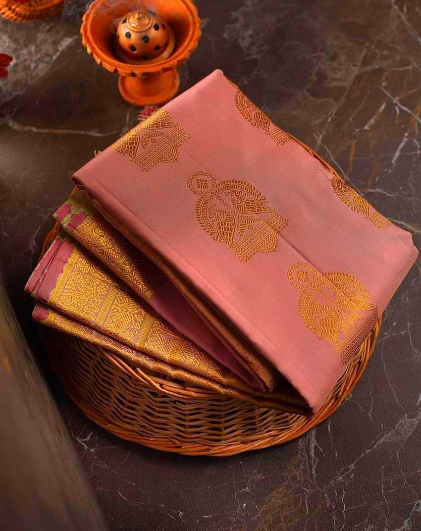 Thankar Festive Kanchipuram Silk Saree Wear Catalog at Wholesale rate