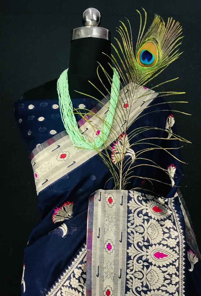 Thankar orio Wedding Wear Soft Lilen Silk Saree Catalog at Wholesale rate