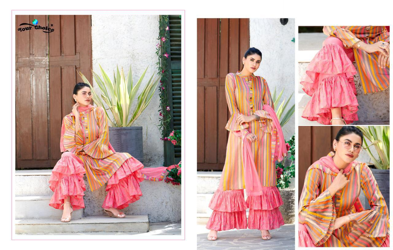 Thankar Designer Jam Cotton  New Arrival Dress Material Catalog at Wholesale rate