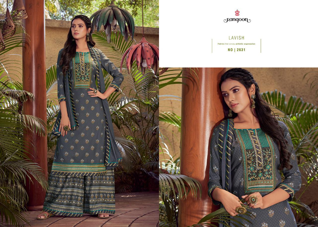 Rangoon Utsav Stylish Rayon Print Festive Wear Salwar Suit Catalog at Wholesale rate