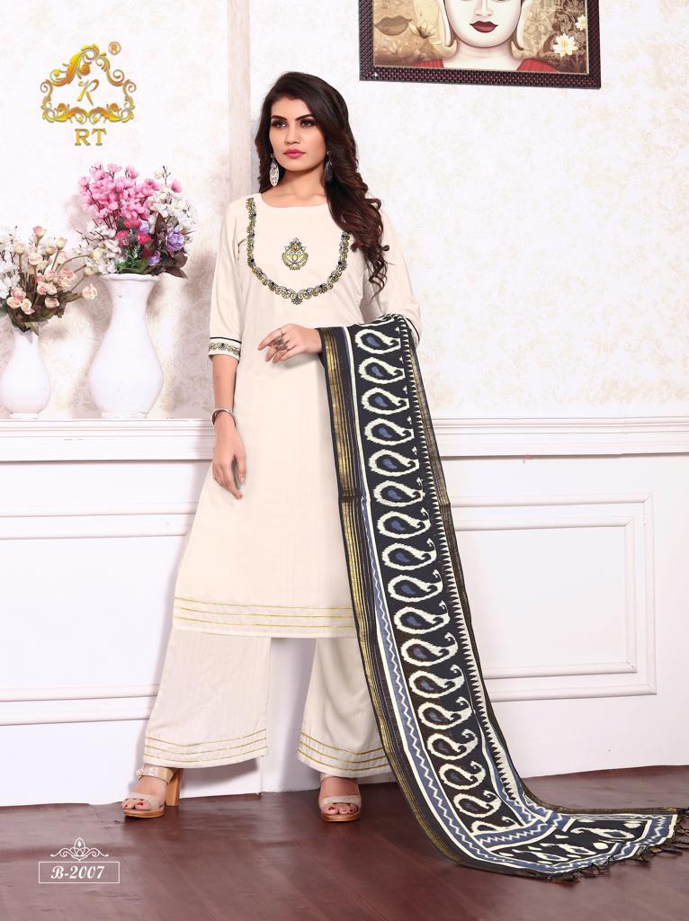 RT Pastel Vol 2 Designer Poly Rayon Festive Wear Kurti Catalog at Wholesale rate