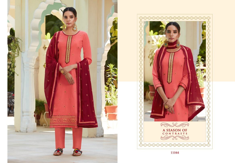 Panch Ratna Gulshan Stylish Jam Silk With Diamond Work Salwar Suit Catalog at Wholesale rate