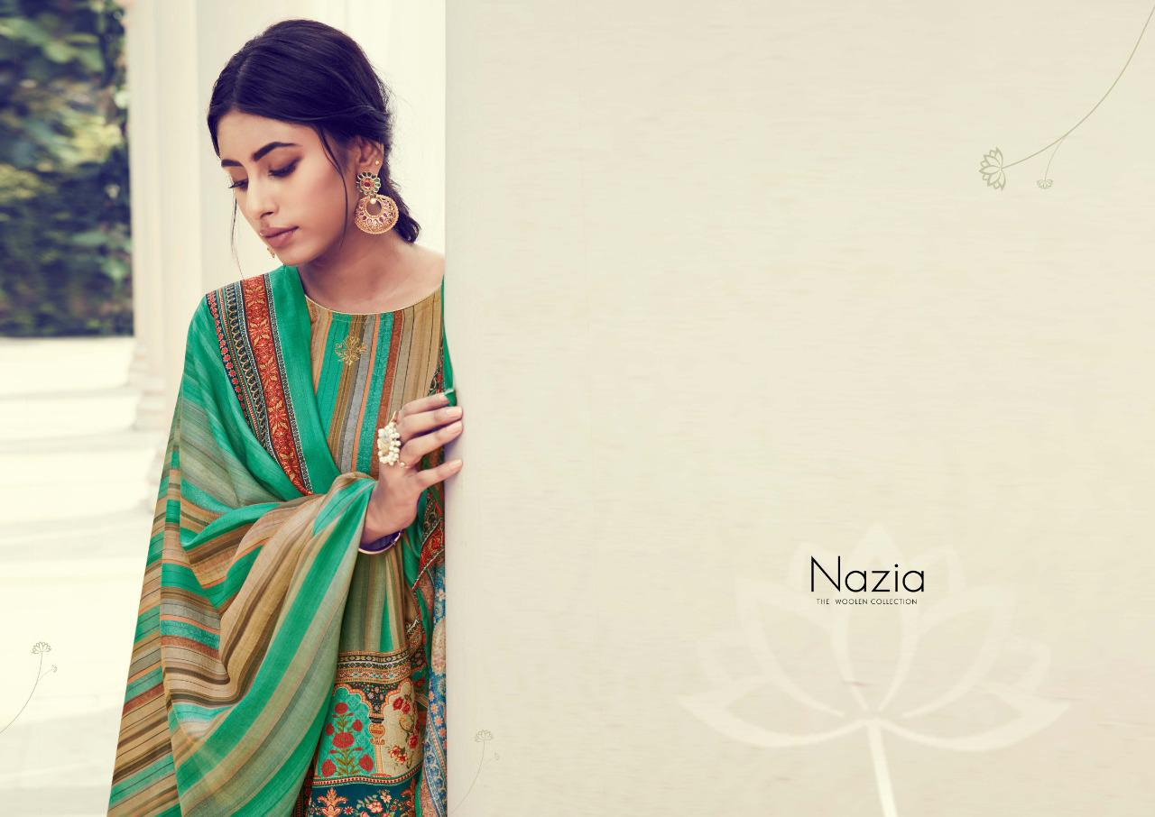 Sargam Nazia Stylish Pure Pashmina Digital Print Winter Salwar Suit Catalog at Wholesale rate