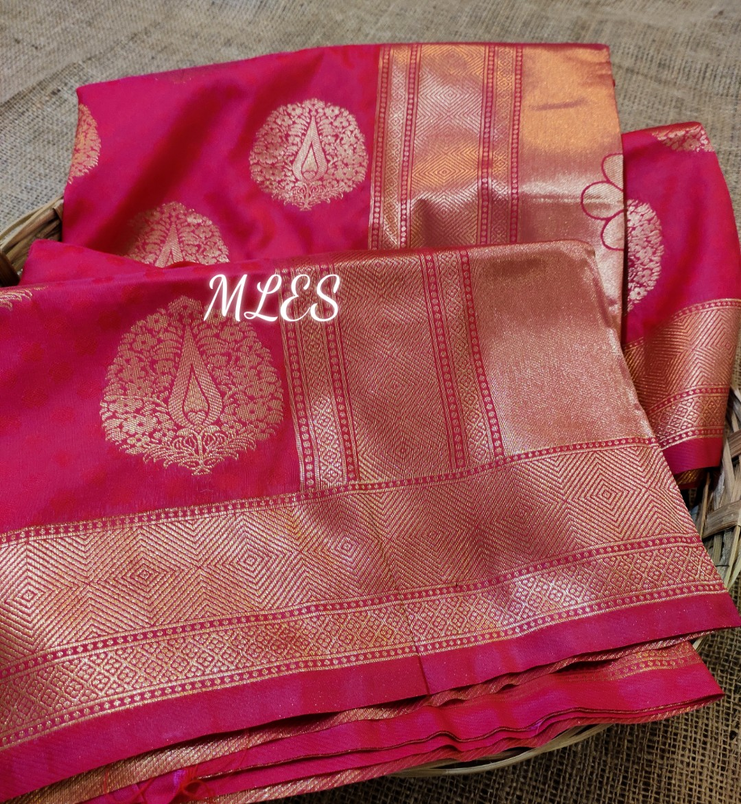 Thankar Kancha Silk Designer Soft Silk Wedding Wear Saree Catalog at Wholesale rate