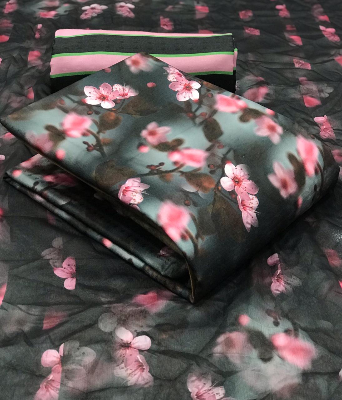 VT Pashmina Vol 2  Designer Pashmina Printed Dress Material Catalog at Wholesale rate