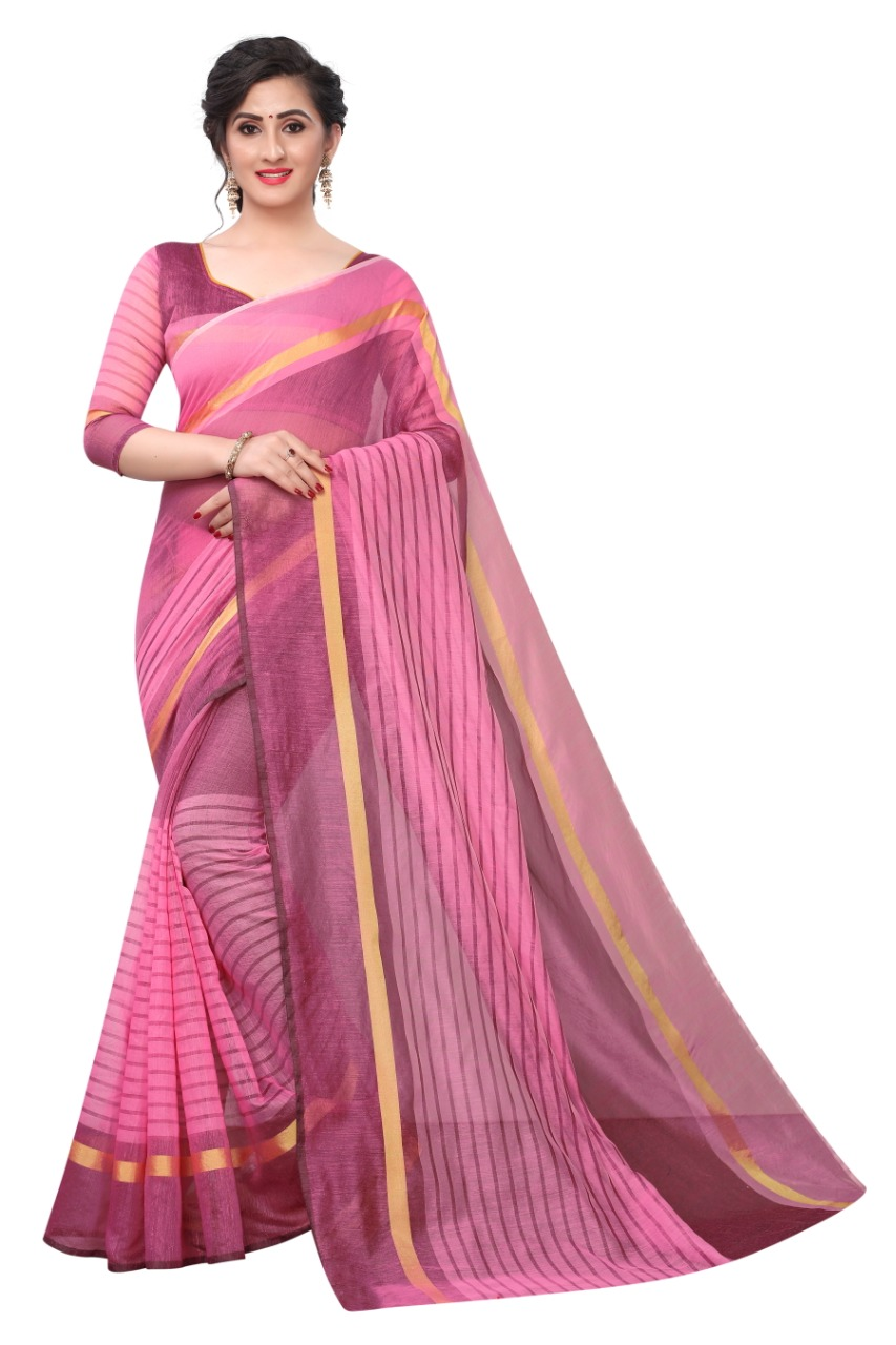 Thankar Designer Cotton Casual Wear  saree Catalog at Wholesale rate