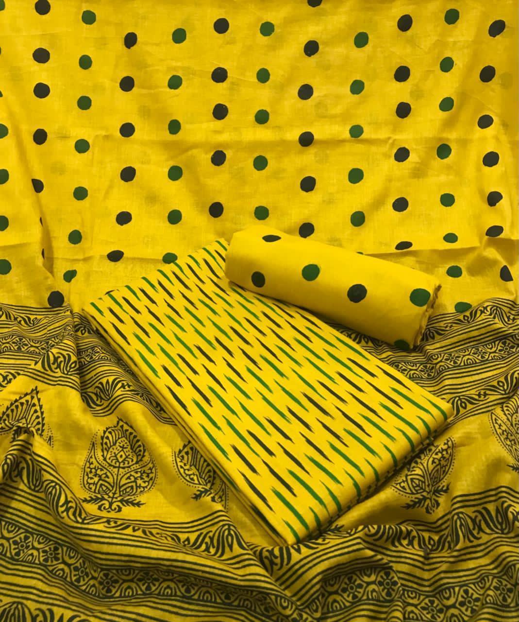 RN Rasberry Beautiful Heavy Jaam Cotton Print Dress Material Wholesaler in surat