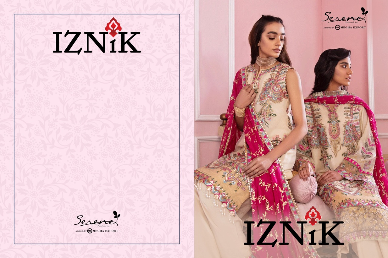 New Designer Embroidery Georgette Butterfly Semi Stitched Pakistani Salwar Suit At Wholesale Suit